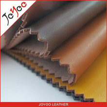 Joyoo grinding yangbuck backing pu shoe leather, pu synthetic leather for shoes, new pu shoes leathereete