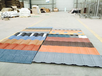 asphalt roofing shingles/stone coated metal roof tile photovoltaic/light weight roof tile material