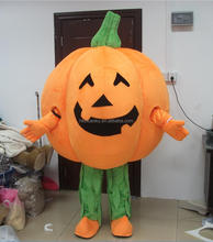 Custom made Pumpkin Mascot Costume for Halloween Party