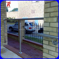removable handrail,,stainless steel handrail,portable handrail