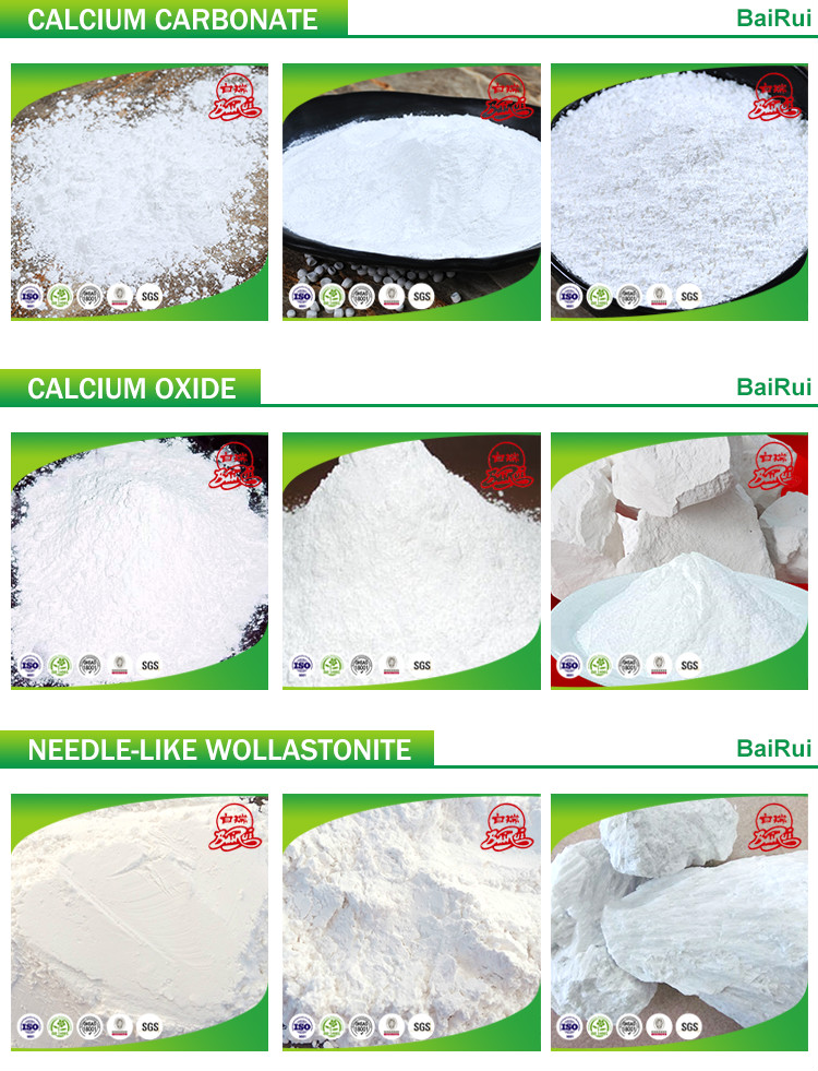 1250 mesh GCC ground calcium carbonate price