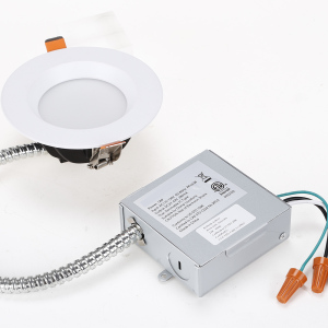 "12W/18W Ultra-bright 4""/6"" Dimmable downlight"