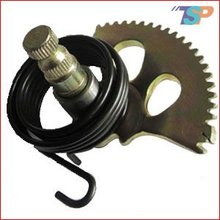 BWS 100 kick shaft,spring of Motorcycle parts