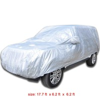 Best Selling SUV Car and 100% Nylon Taffeta Folding Garage Full Custom Printed Car Cover