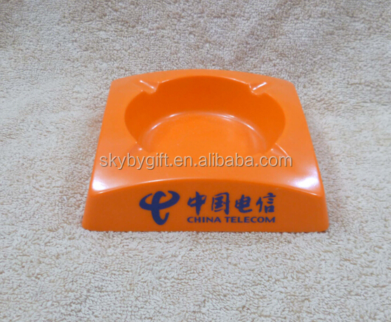 Orange Dubai Telecom custom ashtray