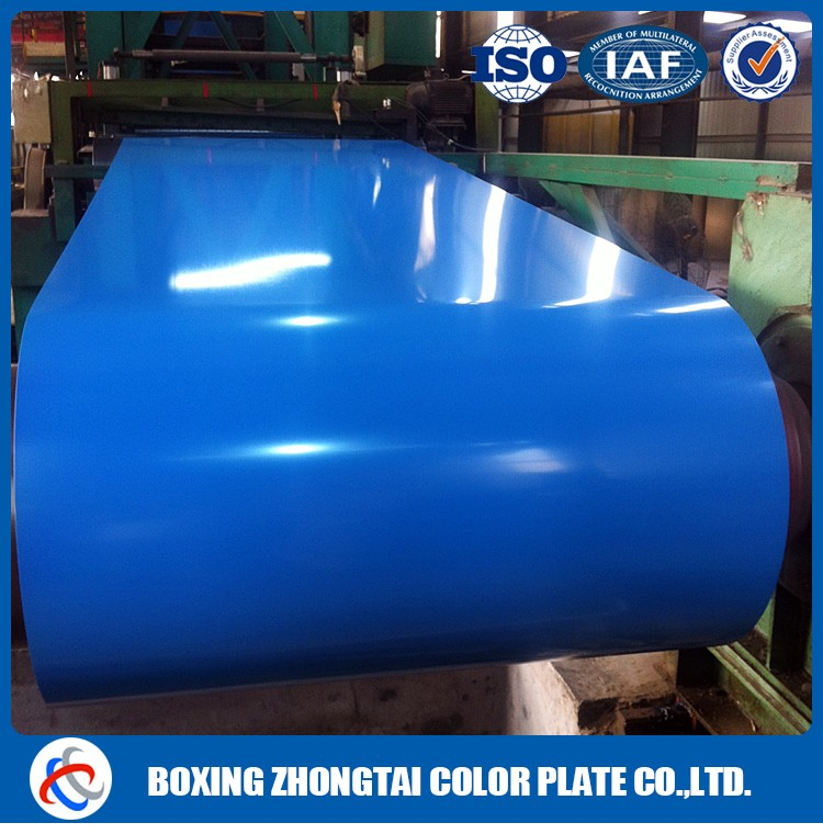 Low-cost galvanized steel coil