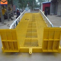 CE certification 8t container ramp for forklift