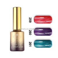Newest Products Florales Cat Eye Magnetic Gel Nail Polish Distributor