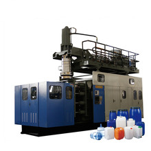 210 liter plastic drum production line/blow molding machine