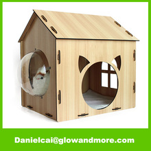 Factory customize Most popular wooden dog house