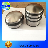 China cheap metal door stops,glass shower door stop,glass shower door metal stop