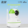 H.264 Wireless IP Camera Pan/Tilt Memory Storage P2P Night Vision wifi Indoor Webcam