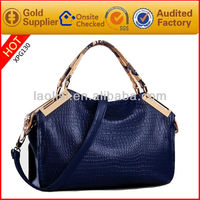 Guangzhou factory direct sale hand made bags woman bags fashion 2014