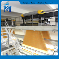 Automatic Textile Products Fully Electronic Jacquard Knitting Machine