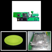 disposable plastic plates and cups making machine