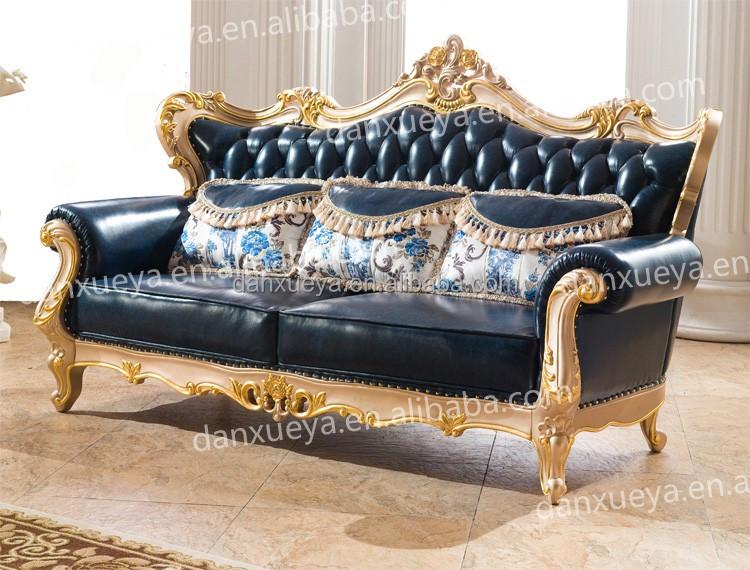 Danxueya French Classic Sofaitalian Sofa Designs Classicsofa Set - Classic sofa designs