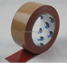 "Gaffer Cloth Waterproof brown adhesive fabric tape 2"" x 60y"