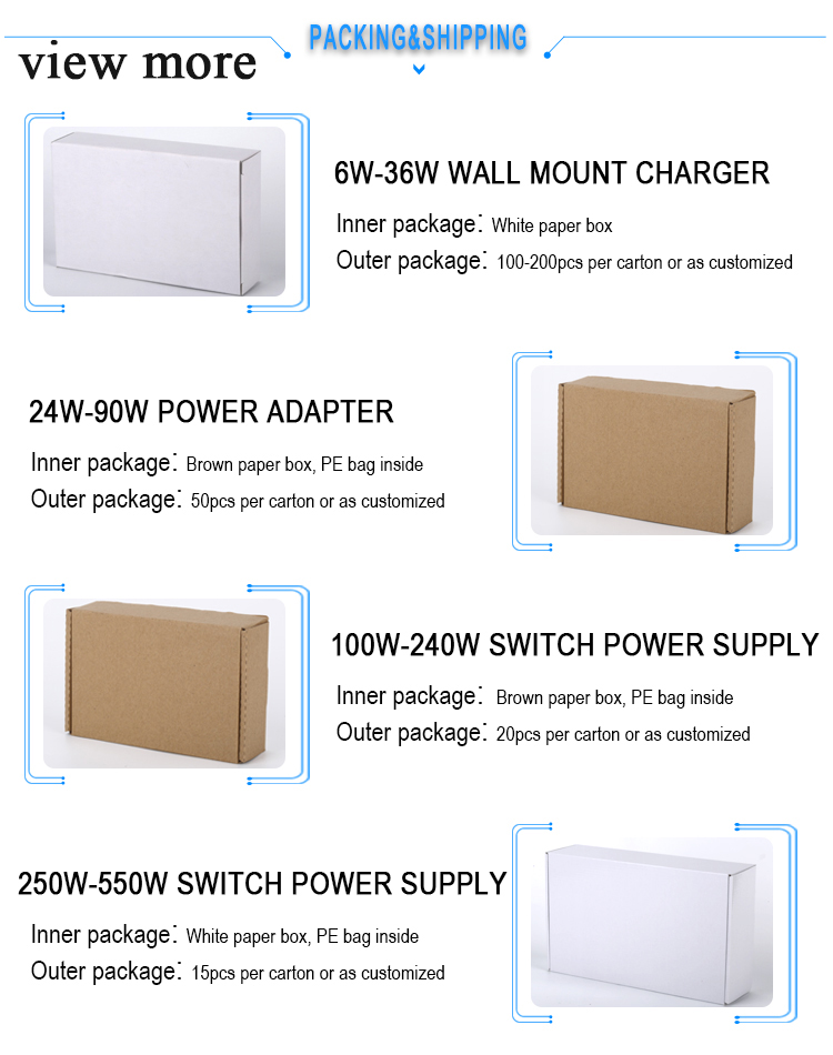 5V 1A usb power adapter 5w portable travel usb wall charger