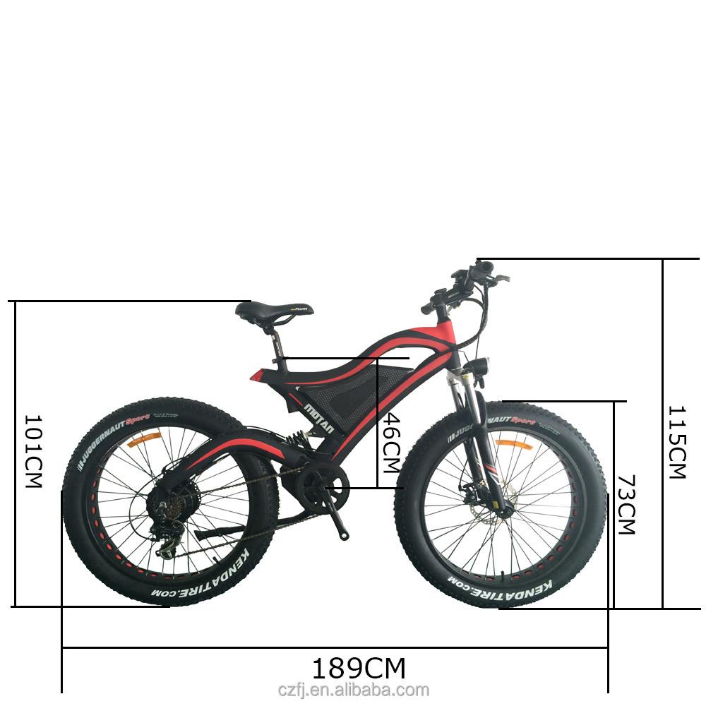 e bike 500 watt elettrico bike e bici tde18 bicicletta. Black Bedroom Furniture Sets. Home Design Ideas