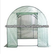 Steel Tube used greenhouse zipper door