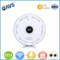 Fisheye Camera 360 Degree 960P Wifi Wireless Home Security Mini IP Camera