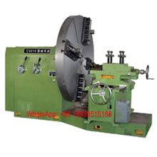End Face Turing Of Heavy Duty Face Facing Lathe Machine
