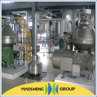 Low Cost Maosheng Brand corn germ oil processing production line