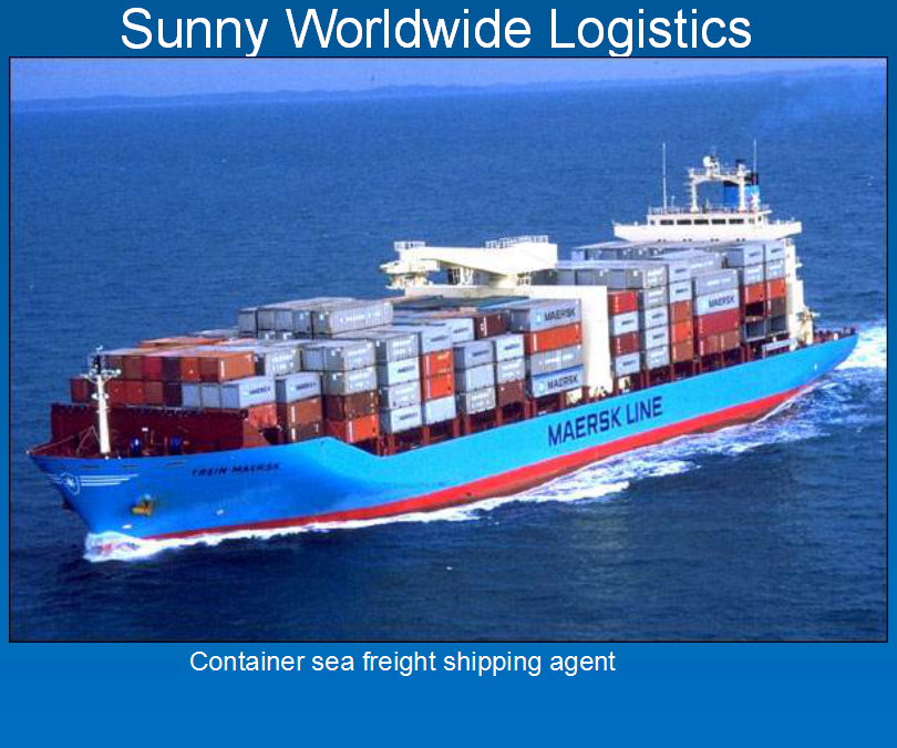Sea rates ocean freight LCL FCL shipping container rates forwarder from China to Aalborg Denmark