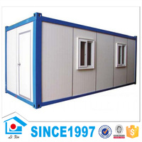 Manufacturers Hot Sale Steel Frame 40ft Mobile Home House