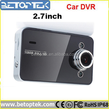 2015 Best Selling 2.7inch 170 degree wide angle170 Degree full HD DVR Camera Recorder