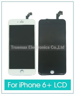 Alibaba Trade Assurance Supplier Screen LCD Display With Digitizer for iPhone 6 Plus