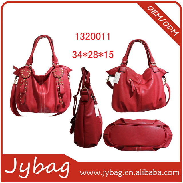 Wholesale special discount woman bag leather handbag