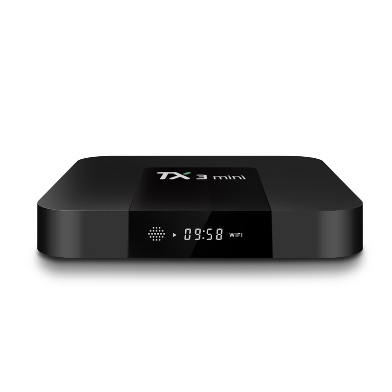 Factory directly of Android TV BOX TX3 MINI Update from TX3 PRO Amlogic S905W 7.1 Android 2G RAM 16G ROM Smart TV BOX