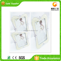 Yiwu Manufacturer New Deisgn Flower Style Picture Frame Wholesale Photo Frame