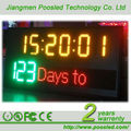 "6"" led digital counter display \ counter led \ led counter display"