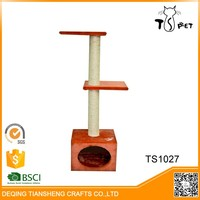 Pet Toys Type And Eco-Friendly Feature Discount Cat Tree Furniture