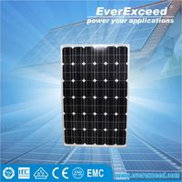 EverExceed solar panel 255w solar cells solar panels for sale