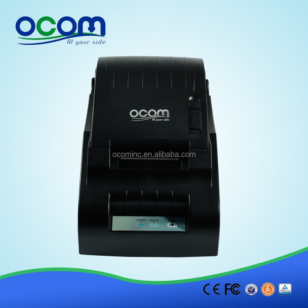 Used female receipt thermal printer