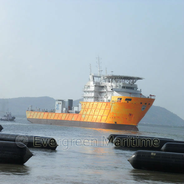 Rubber Inflatable Pontoon, Rubber Inflatable Floating Pontoon