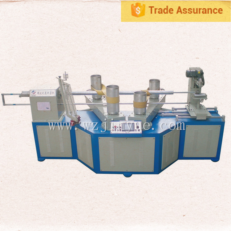 JY-200B paper core spiral winding machine