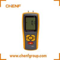 CHENF Professional Digital Pressure Meter & Manometer to Measure Gauge & Differential Pressure GM510