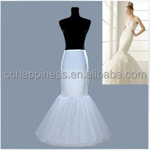 wedding dress petticoat mermaid effect petticoat for the wedding mermaid prom dress petticoat