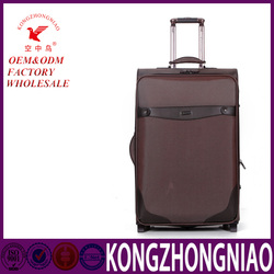 hot selling luggage modern style carry on travel luggage big capacity suitcase bag