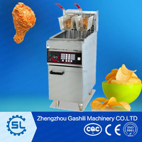 automatic french fry machine /KFC fryer machine/chips fryer machine