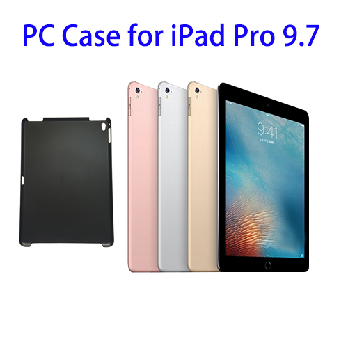 OEM Custom Frosted Hard Case for iPad Pro 9.7 inch Back Cover