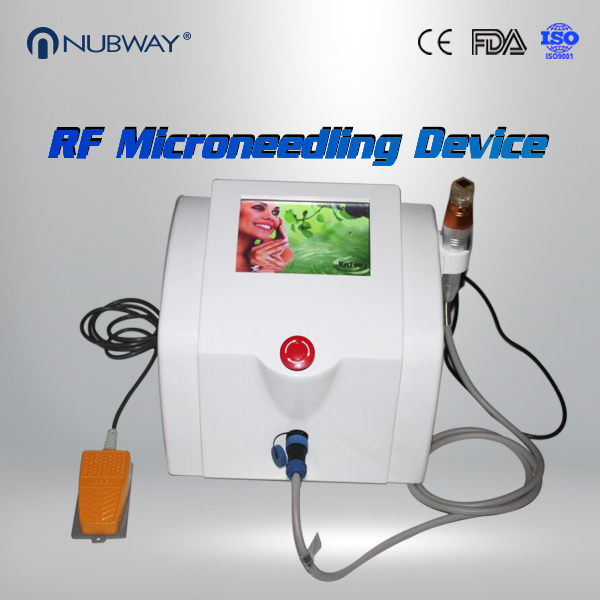 Newest!! professional face wrinkles removal microneedling fractional rf matrix machine