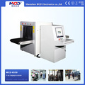 Baggage/luggage airport x-ray scanner for sale MCD-6550 x-ray baggage scanner