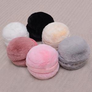 Winter Fashion Fur Ear muff cute winter ear muffs