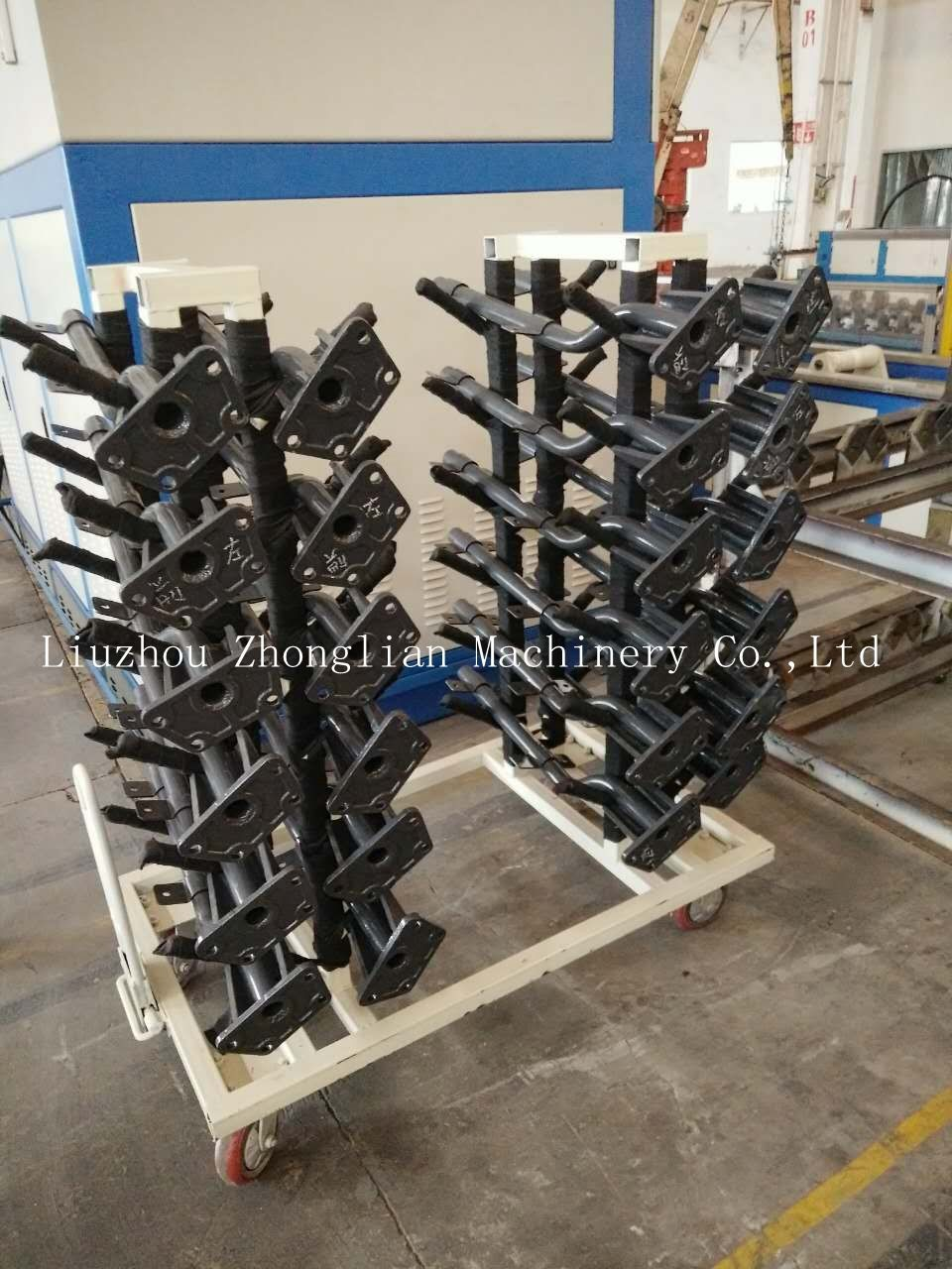 High quality 5 tier storage rack,warehouse shelf system for sale
