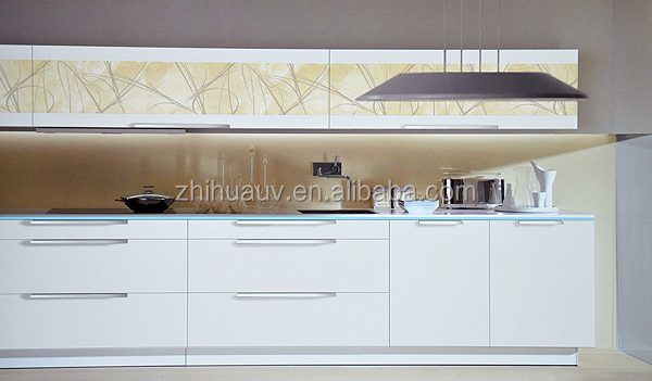 ZHUV high gloss kitchen cabinet